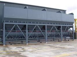Storage solutions rmscps limited mixing batching plant for Limited space storage solutions